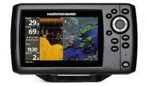 Humminbird HELIX 5 CHIRP GPS G2 Fishfinder Model