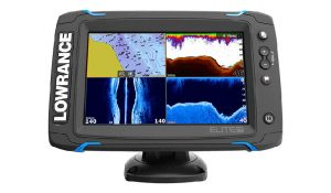 Lowrance Elite 7 Ti Model