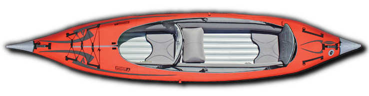 Advanced Elements AdvanceFrame Convertible Inflatable Kayak
