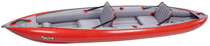 Innova Sunny Inflatable Kayak